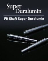 Fit Shaft Super Duralumin